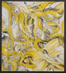 elefant-kedl,-christine--Vegetation-Acryl-2007-100cm-x-90cm